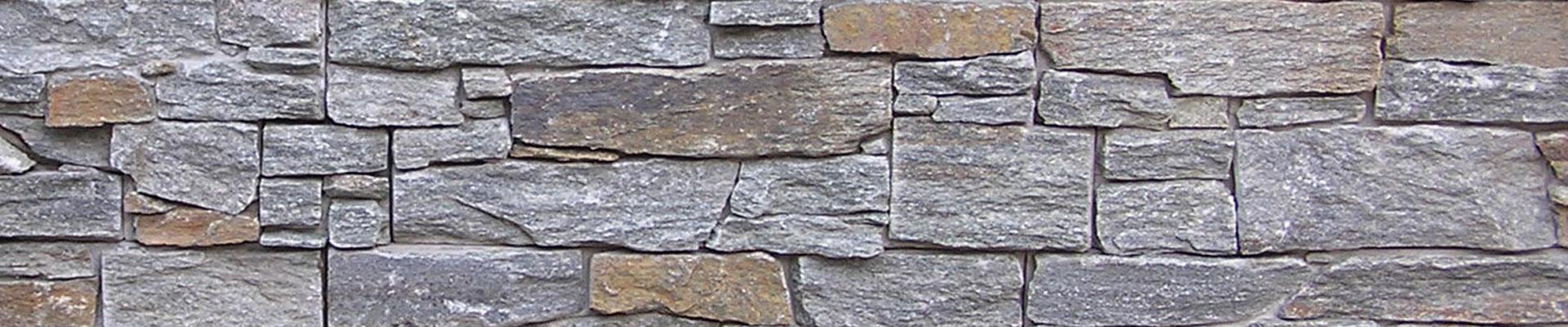 Wandverblender Grau rustikal – Wandverblender aus Stein