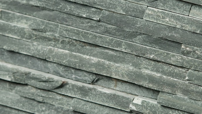 Permalink auf:Wandverblender Grau schmal